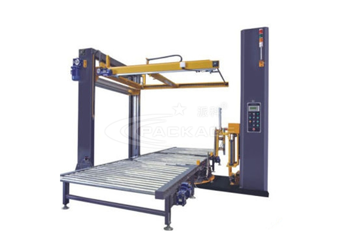 PGE-Y2002 automatic online winding machine + laminating machine